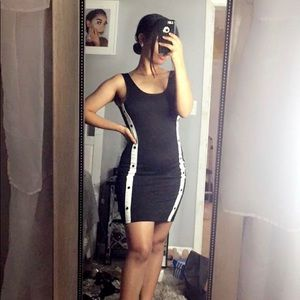 Sporty dress WORN ONCE